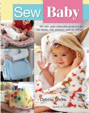 Sew Baby 20 Project Paperback Sewing Book
